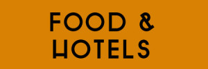 food and hotels